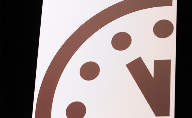 100 секунд назад: Стрелка «часов Судного дня» приблизилась к гибели человечества - «Последние новости»