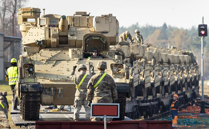 40 тыс. солдат НАТО отработают захват Калининграда - «Армия»