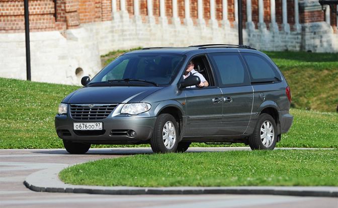 5 больших минивэнов за 300−400 тысяч рублей - «Авто»