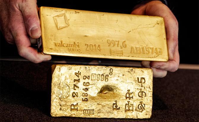 Англия — Венесуэле: «Было золото ваше — стало наше» - «В мире»