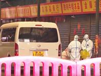 Число заболевших пневмонией нового типа в КНР выросло до 876 человек, погибли 26 - «В мире»