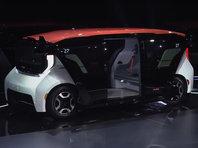 General Motors разработала полностью беспилотный электрический микроавтобус (ВИДЕО) - «Авто»