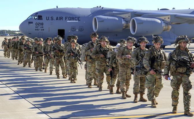 Главное — спасти рядового: США установили «квоту на убийство» в своей армии - «Армия»