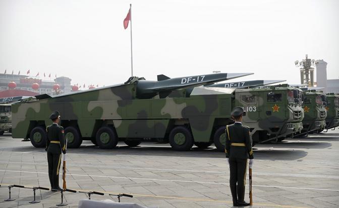 Гонка вооружений: России предстоит ловить хвост улетающего «китайского дракона» - «Армия»