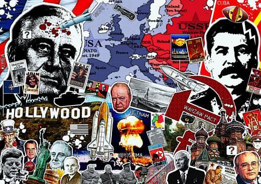 Холодная война и противостояние разведок - «Политика»
