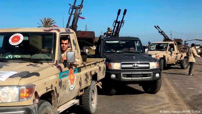 «Имперский Легион» сообщил о смерти российского добровольца в Ливии - «Новости дня»