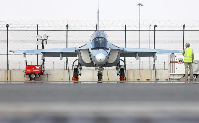Як-130 назвали худшим учебно-боевым самолетом - «Последние новости»