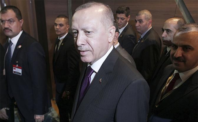 Эрдоган ставит Путину последний «ультиматум» по Сирии - «Армия»