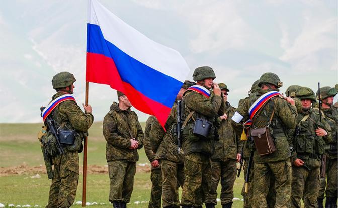 Как на войне: Российская армия несет потери в мирное время - «Армия»
