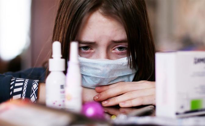 Как пережить сезон простуд - «Здравоохранение»