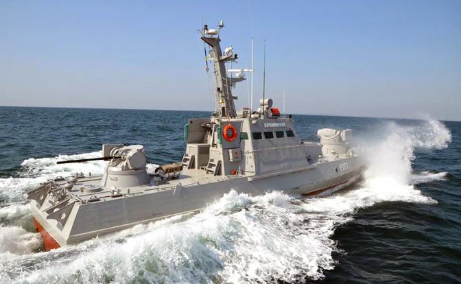 Киев минирует Азовское море - «Армия»