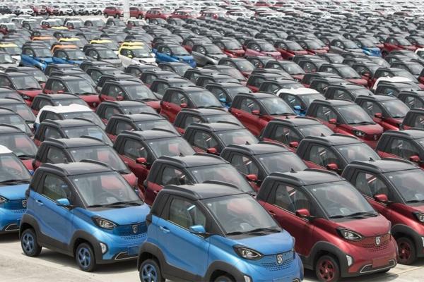 КНР может затопить мировой авторынок дешевыми электрокарами - «Новости дня»