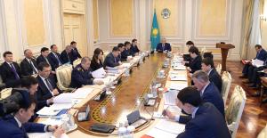 Крымбек Кушербаев провел заседание Комиссии по вопросам противодействия коррупции - «Коррупция»