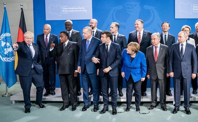 Ливия: Там где терпит провал Запад, побеждает Россия - «Армия»