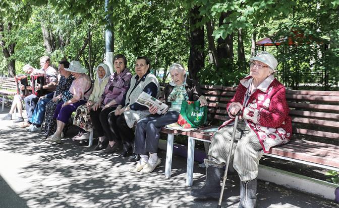 «Людоедская реформа»: Пенсионеров стало меньше почти на миллион - «Общество»