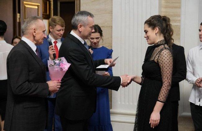 Губернатор обсудил с ректорами новосибирских вузов решение задач, обозначенных в послании Президента - «Власть и Общество»