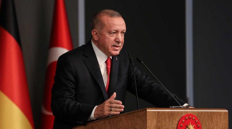 Эрдоган ополчился на Путина из-за Асада - «Армия»