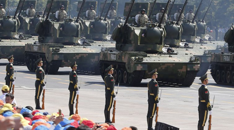 Китай вышел на второе место в мире после США по продажам оружия - «Новости дня»