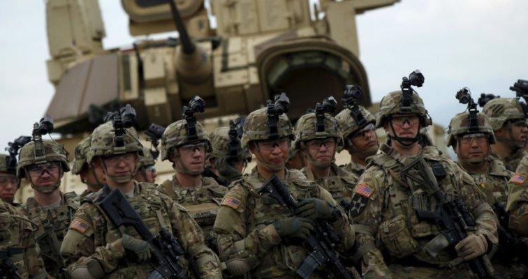 Началась масштабная перегруппировка американских войск в Европу - «Новости дня»