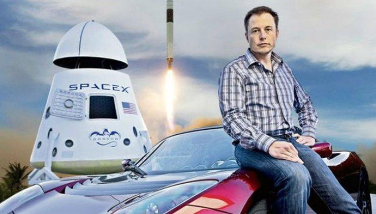 SpaceX запустит первую космическую миссиию с людьми на борту Crew Dragon весной 2020г - «Новости дня»