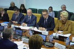 Михаил Мурашко принял участие в расширенном заседании Комитета Совета Федерации по социальной политике - «Здравоохранение»