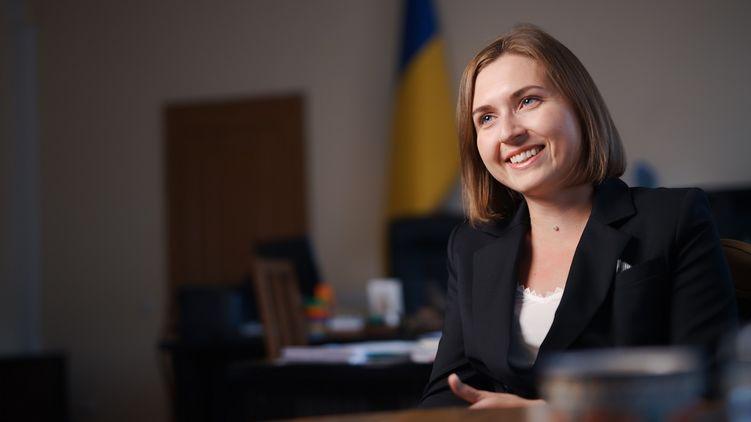 Министр Новосад пожаловалась, из-за зарплаты в 36 тысяч гривен не может завести ребенка - «Новости дня»