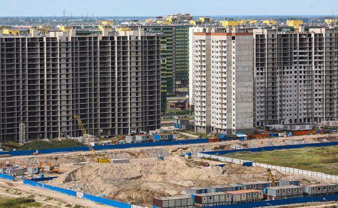 Нацпроекты и реформы загнали недвижимость в глубокую рецессию - «Информация»