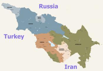 НАТО давно в Закавказье – а Закавказье всё там же - «Закавказье»