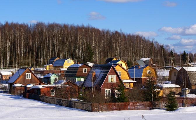 Новогодний отдых на природе становится недоступным для россиян - «Информация»