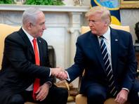 """NYT узнала детали """"сделки века"""" Трампа: Израиль получит Иорданскую долину, а Палестина - помощь в 50 млрд долларов - «В мире»"""