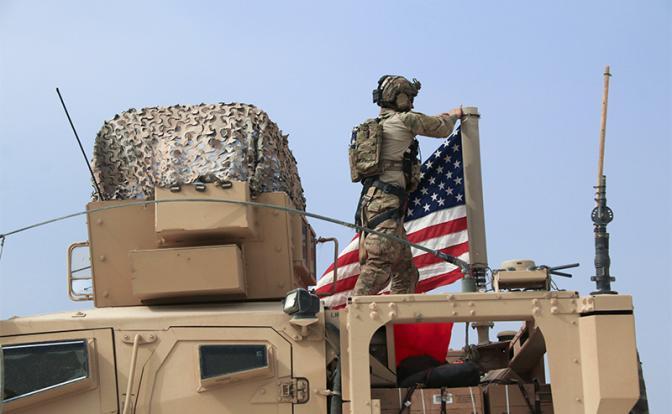 Огонь без поражения: США и Россия воюют между собой в Сирии - «Последние новости»