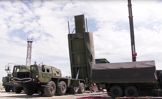 Оружие, которым гордится Кремль, попало в засаду - «Армия»