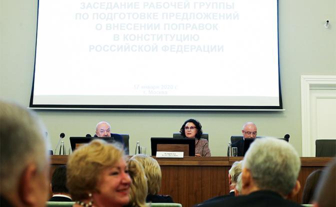 Поправки в Конституцию: России нужен не президент, а верховный правитель - «Политика»