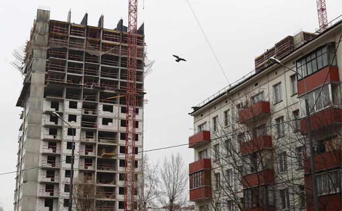 Реновация превращает Москву в страшный мегаполис пустующих высоток - «Информация»