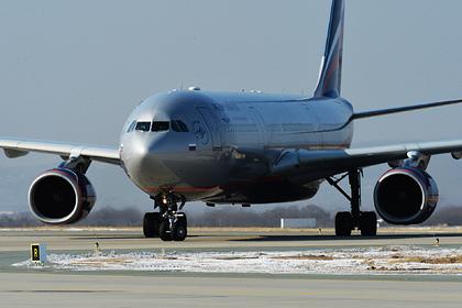 Российский самолет вернулся в аэропорт после сообщения о бомбе - «Новости дня»
