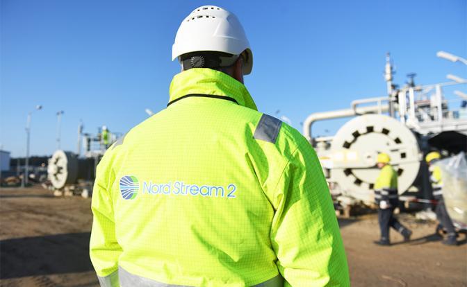 «Северный поток-2»: Немцы зачислили трубу «Газпрома» в разряд «пропавших без вести» - «Экономика»