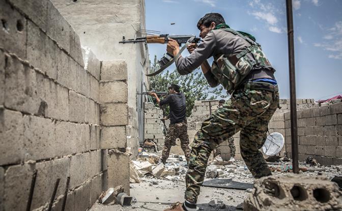 Сирийская армия вплотную подошла к еще одной стратегической точке - «Новости дня»