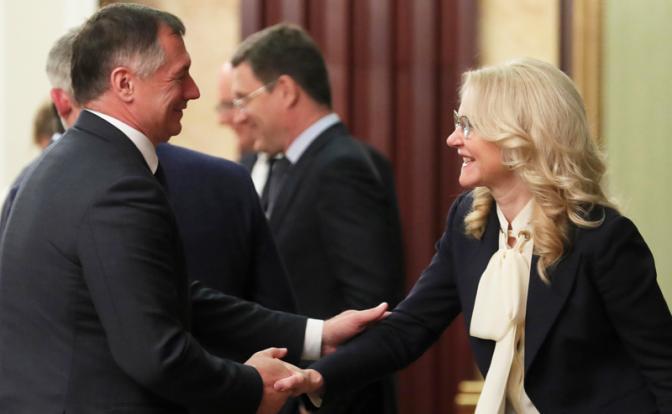 Социальный блок Голиковой: Новые министры восстановят то, что развалили старые - «Последние новости»