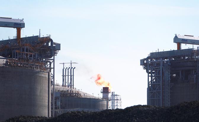США идут в наступление на «Газпром» в Европе - «Экономика»