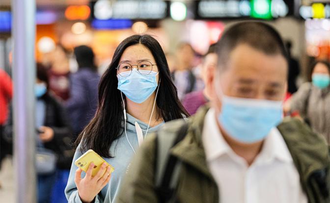 Температура на границе: Благовещенск китайским вирусом не запугаешь - «Последние новости»