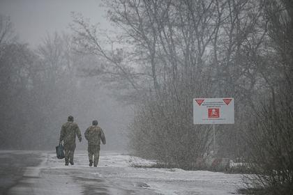 Украина пожаловалась ОБСЕ на российские мины в Донбассе - «Новости дня»