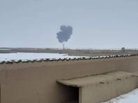 """В Афганистане на подконтрольной """"Талибану""""* территории разбился самолет - «В мире»"""