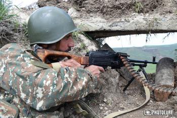 В Арцахе ранены двое военнослужащих - «Армия»