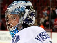 Василевский перед Матчем звезд НХЛ повторил свое знаменитое чудо-спасение (ВИДЕО) - «Спорт»