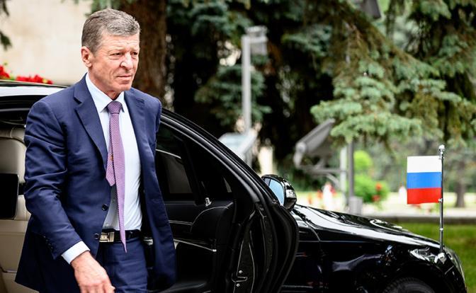 На Украине представили свою версию визита Козака в Берлин